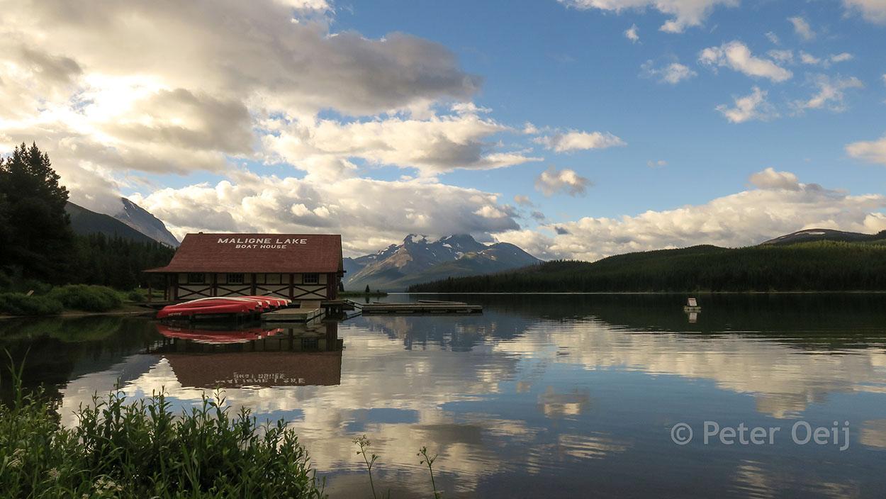 canada - 2017_maligne lake