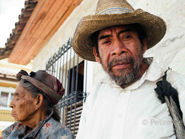 honduras - 2000_elderly couple
