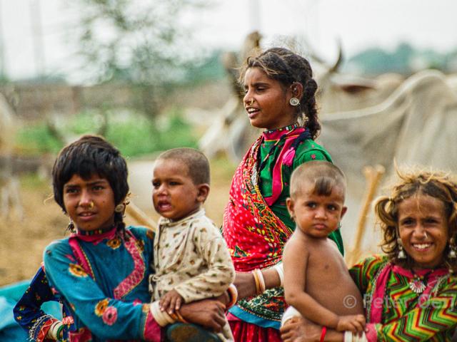india - 2001_children