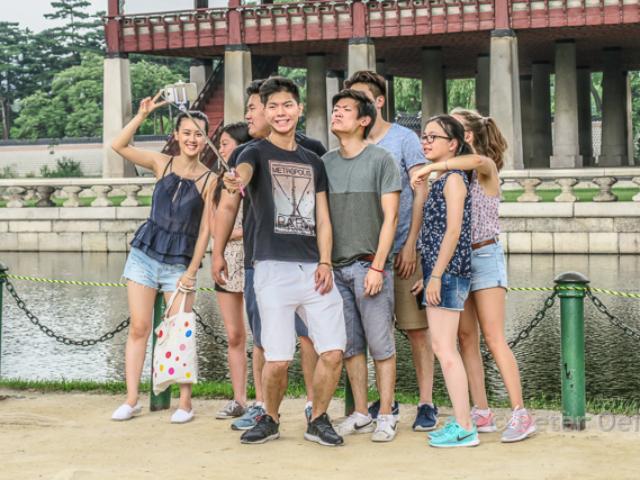 s-korea - 2016_selfie