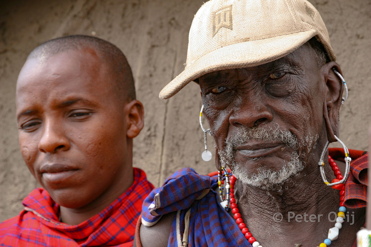 tanzania - 2012_village people