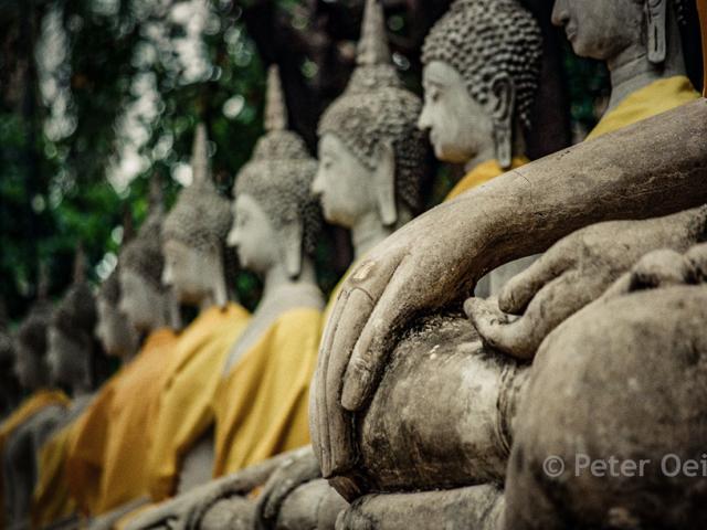 thailand - 1997_buddha statues